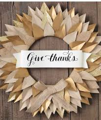paper source how to give thanks printable banner paper source