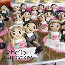 wedding cake bandung murah hallo cupcakes