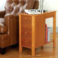 tall skinny side table superb tall side table davidterrell org