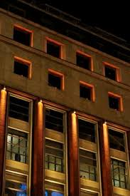 Precision Architectural Lighting Facade Lighting Office Light Pinterest Facade Lighting