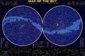 printable star constellation map skymaps com astronomy posters