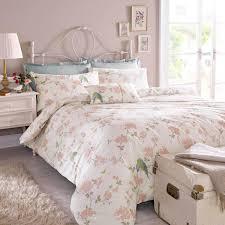 janet reger luna bedding set blush free uk delivery terrys fabrics