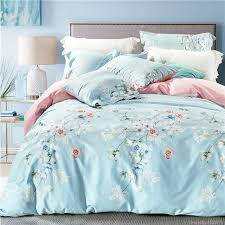 Blue Bed Sets For Girls by Online Get Cheap Girls Blue And Pink Bedding Aliexpress Com