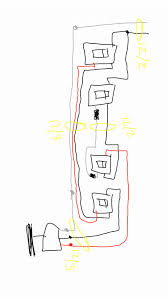 wiring diagram wiring diagram ceiling fan with two switches and
