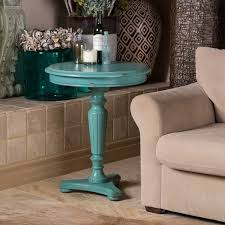 Knight Home Decor Enchanting Blue Accent Table Christopher Knight Home Bayberry Blue