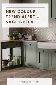 new kitchen cabinet colors for 2020 new colour trend alert green interior design trends