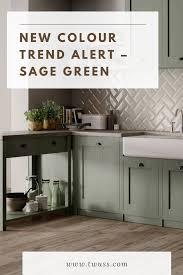 new kitchen cabinet colors 2020 new colour trend alert green interior design trends
