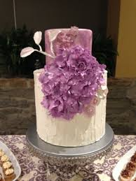 radiant orchid wedding cake cakecentral com
