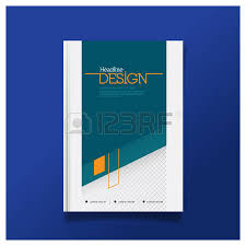 business brochure cover design layout template in a4 size with