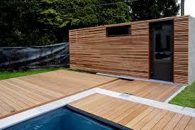 terrasse suspendue en bois yves deneyer menuiserie bois