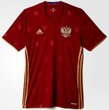 Russian Home Russia Euro 2016 Kit Released Footy Headlines
