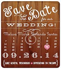 rustic save the date magnets rustic country western save the date wedding magnets