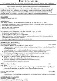 legal student resume sle resume for attorney resume sle