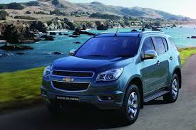 chevrolet trailblazer 2015 chevrolet trailblazer information and photos momentcar