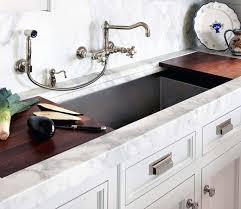 almond kitchen faucet beautiful low profile kitchen faucet 50 photos htsrec com