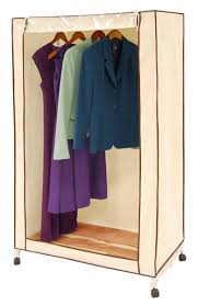 amazon com pro mart dazz cedar wardrobe closet natural canvas