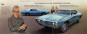 07 Gto Specs Curbside Classic 1969 Pontiac Tempest Custom S U2013 The Ex