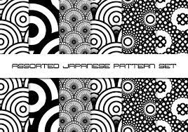japanese pattern black and white japanese patterns free photoshop patterns at brusheezy