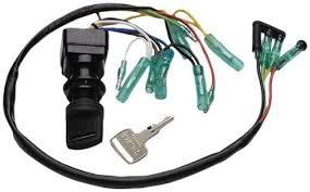 nib yamaha 25 30 40 50 ignition key switch 2 u00264 stroke control box