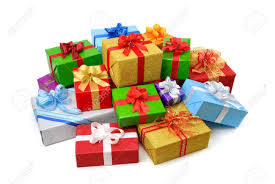 gift boxes happy pile of colorful gift boxes stock photo picture and royalty