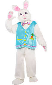 easter bunny costume easter bunny costumes suits bunny costume party city
