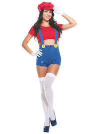 Costumes For Women Red Player Costume For Women