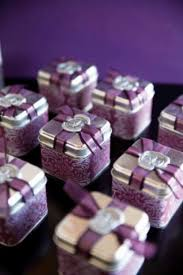 purple wedding favors pin by joanna boxrud on big day silver wedding