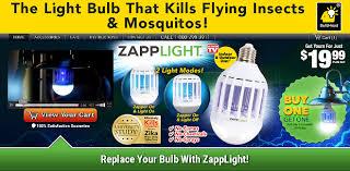 light bulb bug zapper reviews zapplight review led bulb meets bug zapper freakin reviews