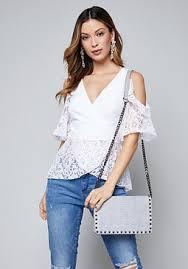 bebe blouses lace tops lace shirts lace blouses bebe