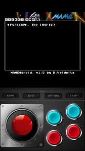 mame emulator apk mame emulator 1 0 1 apk for android aptoide