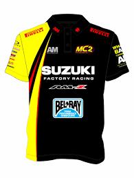 motocross gear nz mc2 racing team pit polo