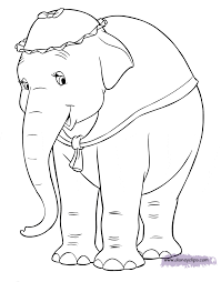 dumbo coloring pages 2 disney coloring book