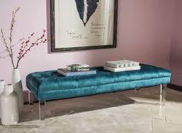 upholstered bench benches safavieh com