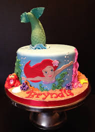 the mermaid cake my version of a mermaid cake i seen all