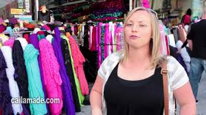 Furniture Stores In Los Angeles Downtown How To Shop The Los Angeles La Fabric District Youtube