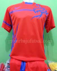 Baju Gambar Nike grosir kaos futsal nike range biru gn14 grosir baju futsal