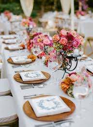 wedding reception tables wedding table ideas what to put on wedding reception tables