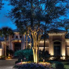 House Landscape Lighting Custom Landscape Lighting Landscape Lighting Design In