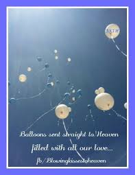 send balloons 123 best balloons to heaven images on to heaven