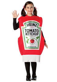 Fun Halloween Costumes Kids Mcdonalds Fries Costume Google Kids Costumes