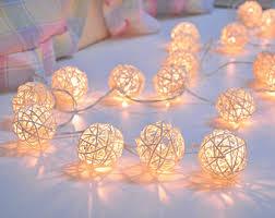 rattan ball fairy lights 35 bulbs turquoise rattan ball string lights for