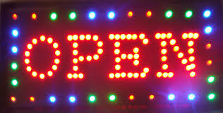 neon bar lights for sale factory direct sale animation led sign open neon light for bar open