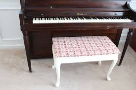 simply modern mom 25 piano and the piano bench