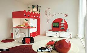 Kidsroom 27 Red Kids Room U0026 Color Design Ideas Hort Decor