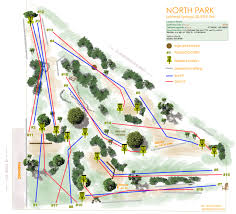 Bothell Washington Map by North Park Mineral Springs Professional Disc Golf Association