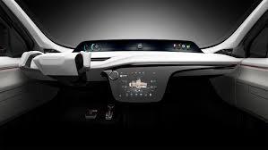 chrysler car interior fiat chrysler u0027s portal concept is a van with a plan for autonomous