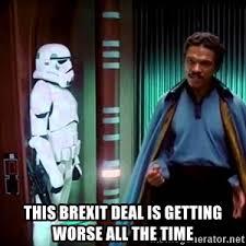 Lando Calrissian Meme - disgruntled lando calrissian meme generator