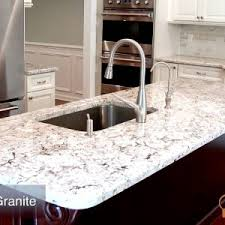 Kitchen Faucet For Granite Countertops Interior Appealing Colonial White Granite For Your Counter Top