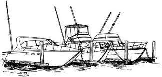 How To Draw Landscapes by How To Draw A Harbor Scene How To Draw A Harbor Scene