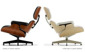 white ash eames lounge chair without ottoman hivemodern com